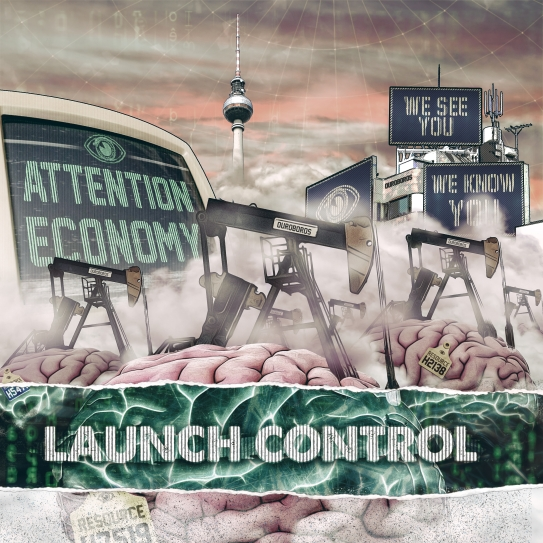 Attention Economy Cover