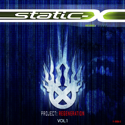 Static-X_ProjectRegenerationVol1_Cover